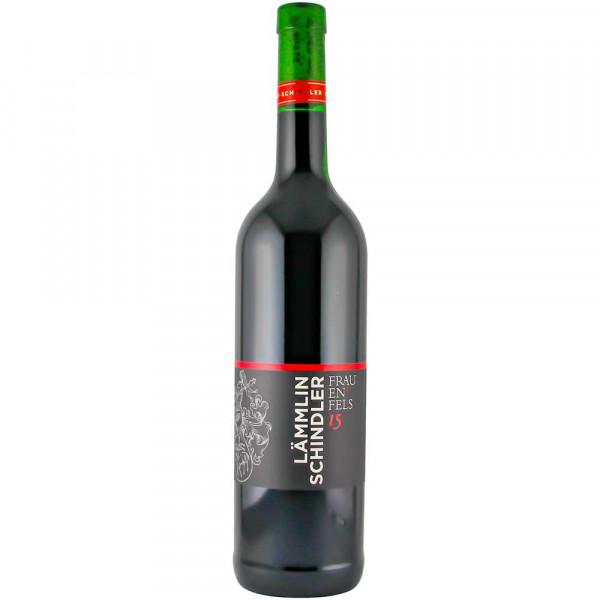 FRAUenFELS Cabernet-Merlot trocken 2015 VDP.GUTSWEIN int. bioweinpreis 2020 GOLD - Lämmlin-Schindler