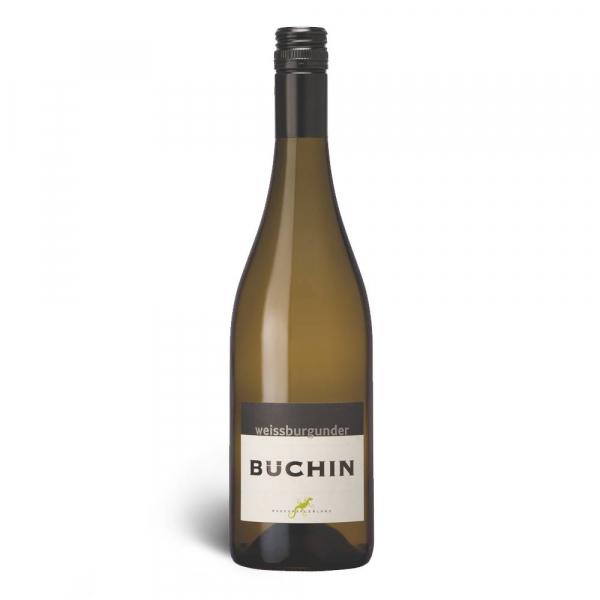 Büchin Weissburgunder 2018 trocken Qba - Weingut Büchin