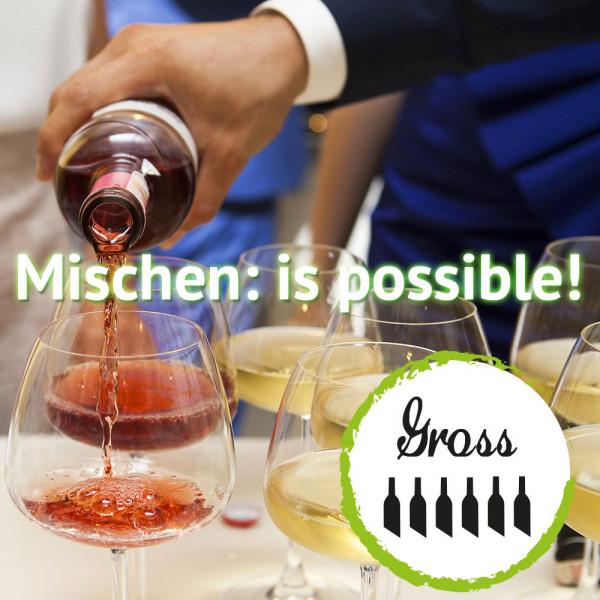 """Weinabo """"MISCHEN: is possible"""" Dezember 2020 - Großes Monats Mix Weinabo"""