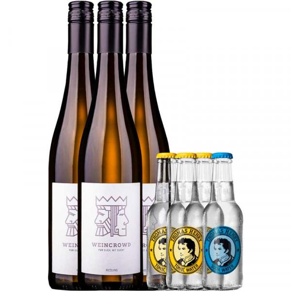 WHITE TONIC-PAKET - Weinpaket - WEINCROWD