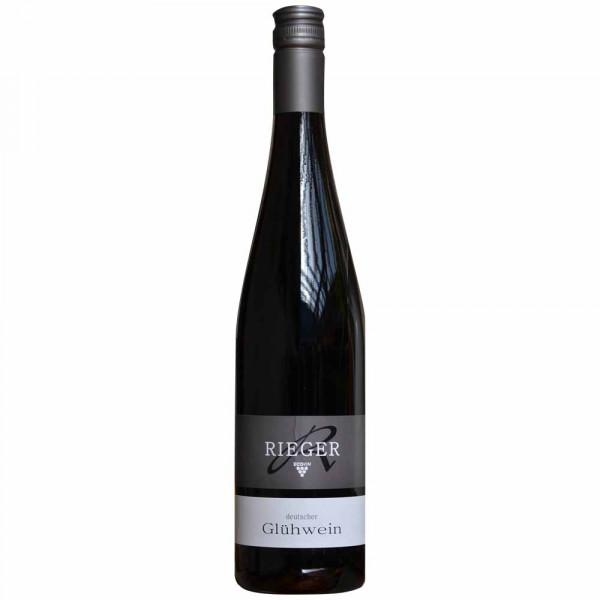 Roter Bio-Glühwein lieblich - Weingut Rieger