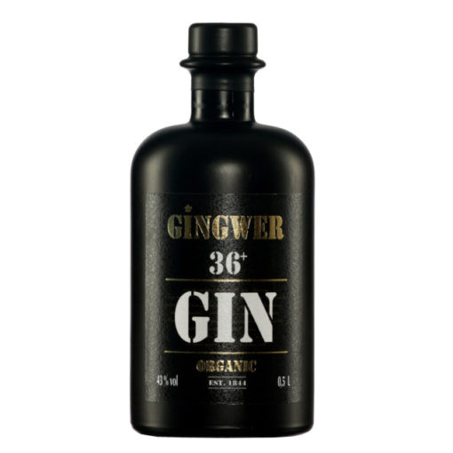 Gin Gingwer 36+ Organic