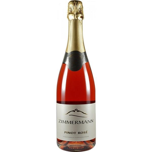 Winzersekt Pinot Rosé trocken - Weingut Zimmermann