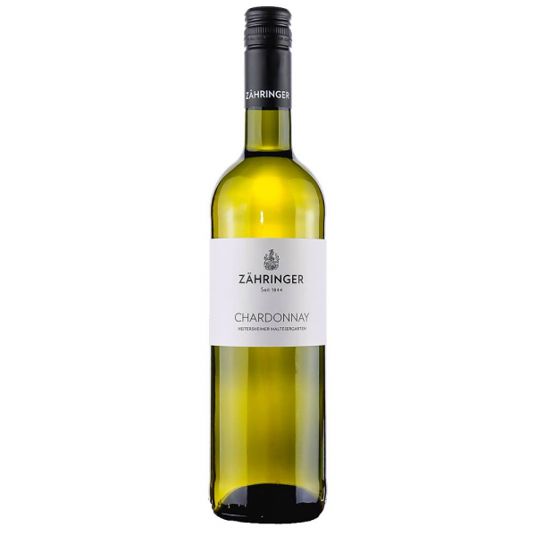Chardonnay trocken 2017 QbA - Weingut Zähringer - Biowein