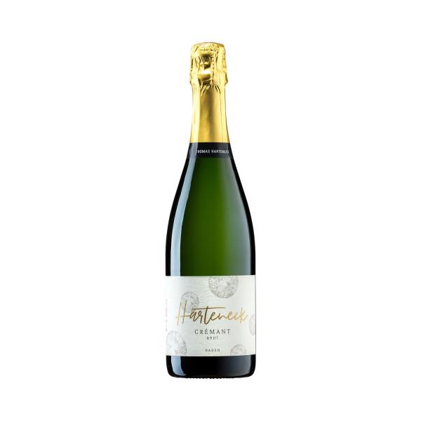 Crémant brut BIO - GOLD internationaler bioweinpreis 2018 - Bio-Winzersekt - Weingut Harteneck