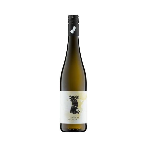 Gutedel trocken 2015 - Vegan - Weingut Scherer-Zimmer - Biowein
