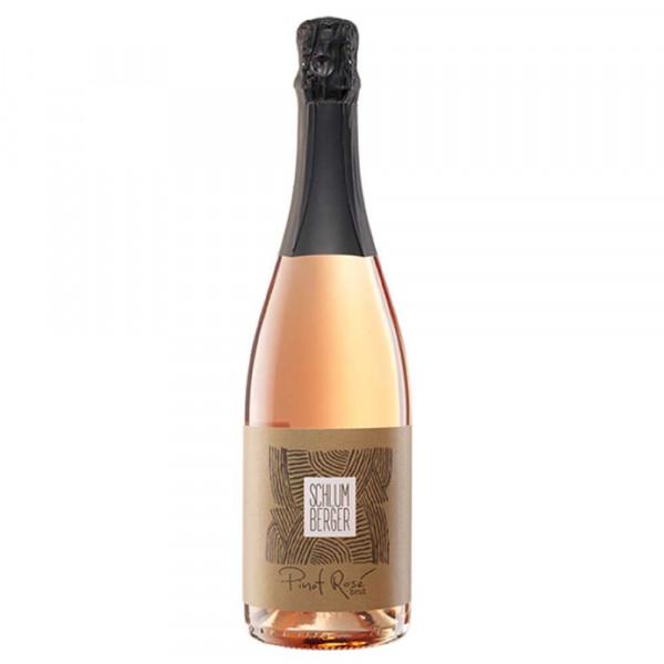 Pinot Rosé brut Winzersekt - Weingut Rainer Schlumberger