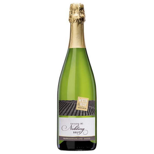 Nobling 2018 lieblich Qualitätswein - Weingut Noll