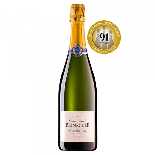 Chardonnay Brut - Privat-Sektkellerei Reinecker - 91P. Meiningers Deutscher Sektpreis 2021