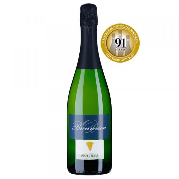 Pinot Rose Sekt - Brut - Weingut Brenneisen - 91P. Meiningers Deutscher Sektpreis 2021