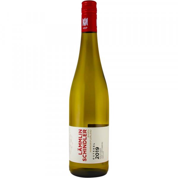 Gutedel trocken 2019 VDP.ORTSWEIN - 84 Pt. int. bioweinpreis 2020 - 87.8 Pt. SILBER Mondial du Chass