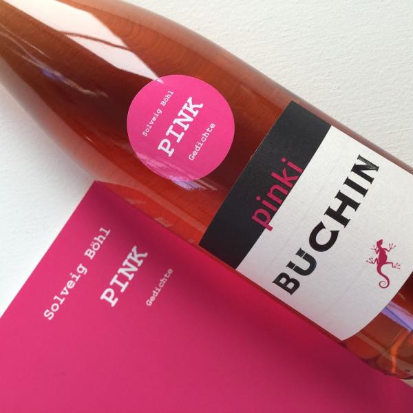 Valentinstags Weingeschenk: LadyLESE – Unser Wein-Poesie Geschenkset: