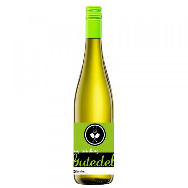 Easy Drinking GUTEDEL Kabinett trocken 2020 - WineRockers Edition