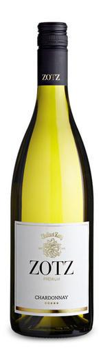 Chardonnay 500 Heitersheimer Maltesergarten trocken 2016/17 - Weingut ZOTZ