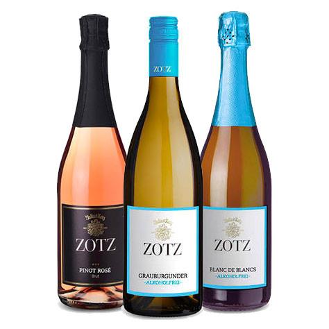 """Das """"Sündenfrei"""" Sekt- & Weinpaket - Weingut Julius ZOTZ"""