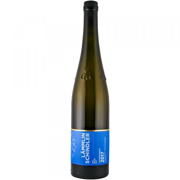Chardonnay GG trocken 2017 Mauchener Frauenberg - 96 Pt. GROßES GOLD int. bioweinpreis 2020 - BIO