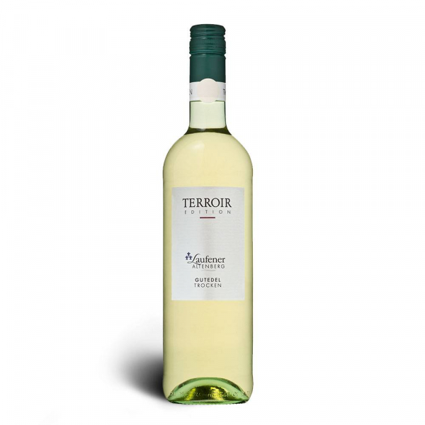 EDITION »Terroir« Gutedel 2017 Qualitätswein, trocken