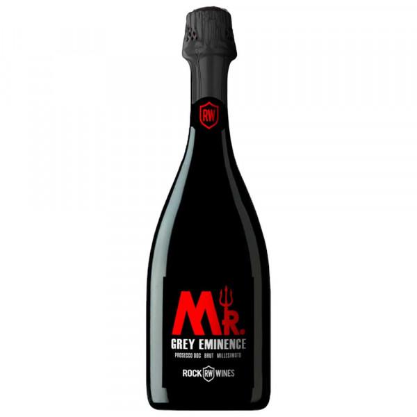 GREY EMINENCE Red Edition - Prosecco Superiore DOCG BRUT Millesimato - ROCK WINES