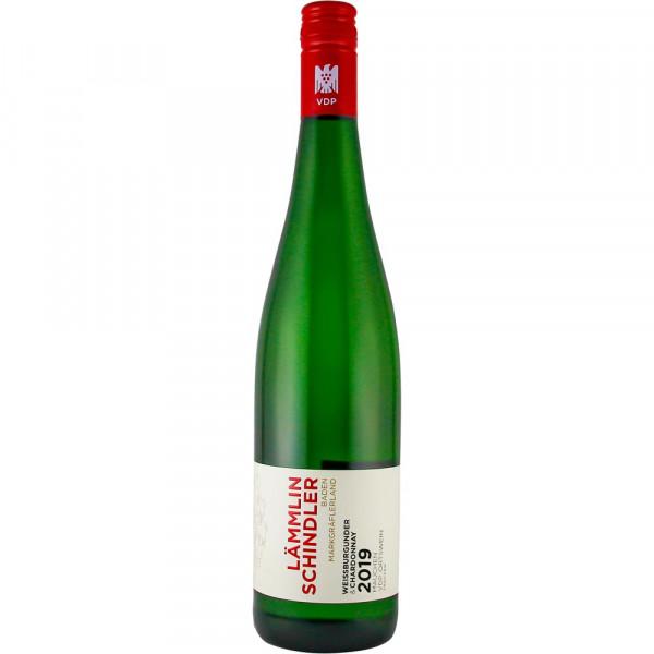 Weißburgunder & Chardonnay 2019, VDP. ORTSWEIN, 86 Pt. SILBER int. bioweinpreis - Biowein