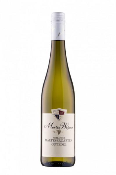 Martin Wassmer - Schlatter Maltesergarten Gutedel 2017 Qualitätswein trocken - Weingut Martin Waßmer