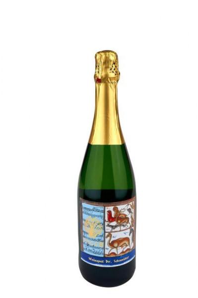 "Winzersekt ""Edition Jacob"" Pinot Brut 2014"