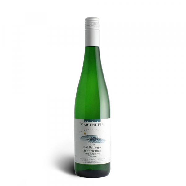 Weißburgunder trocken 2014 QbA - Weingut Marienheim