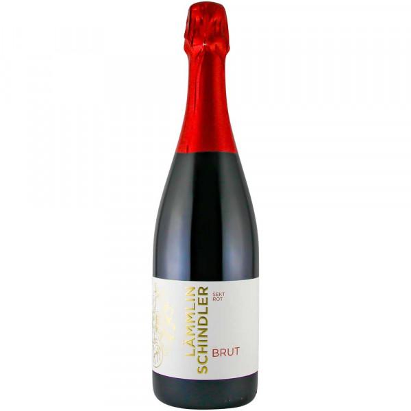 Winzersekt Brut Rot - Weingut Lämmlin Schindler - Biowein