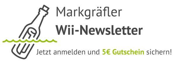 Markgräfler Wii-Newsletter