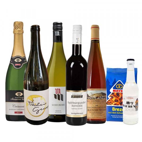 Online Weinprobe Generation Pinot - Weinpaket 4 zum 22.04.2021