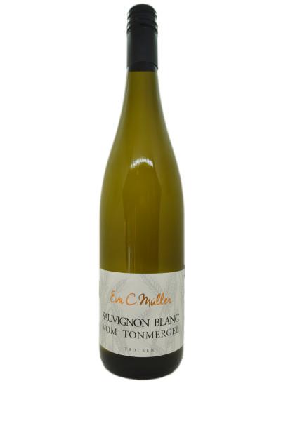 Sauvignon Blanc vom Tonmergel 2019 trocken - Eva C. Müller HJM Weine