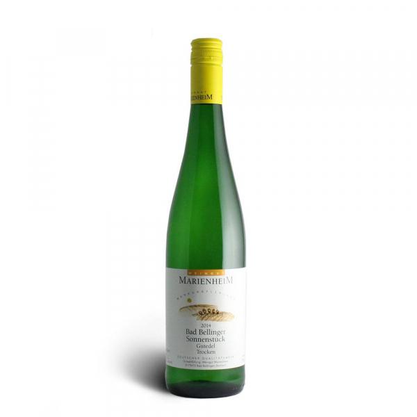 Gutedel Qualitäswein trocken - Weingut Marienheim