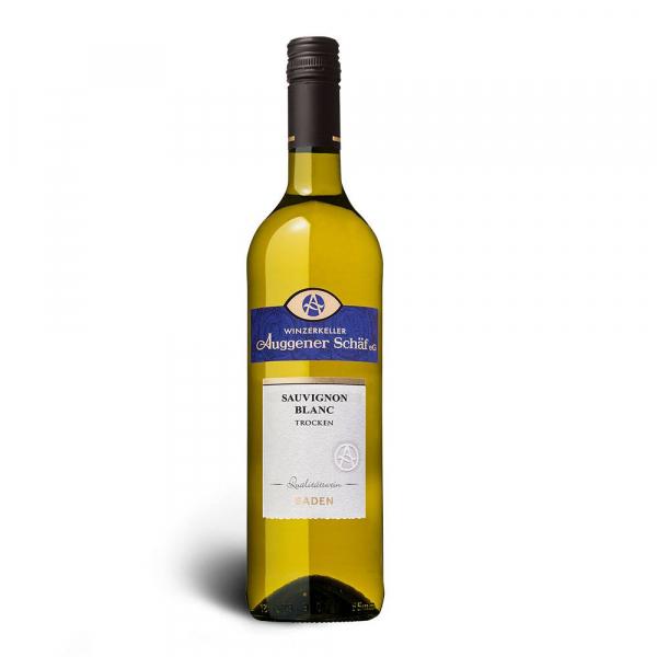 Sauvignon Blanc, Qualitätswein trocken 2020 - Winzerkeller Auggener Schäf