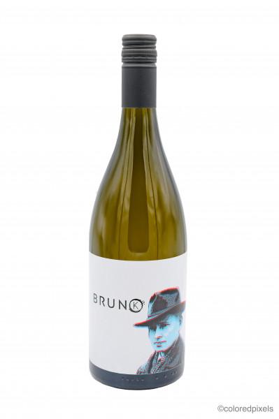 BRUNO Badischer Landwein 2018 trocken - AUSGETRUNKEN - Weingut Kuhn