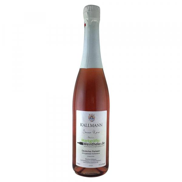"""Secco Rosé Edition """"Markgräfler Weintheke.de"""" - Weinbau Kallmann"""