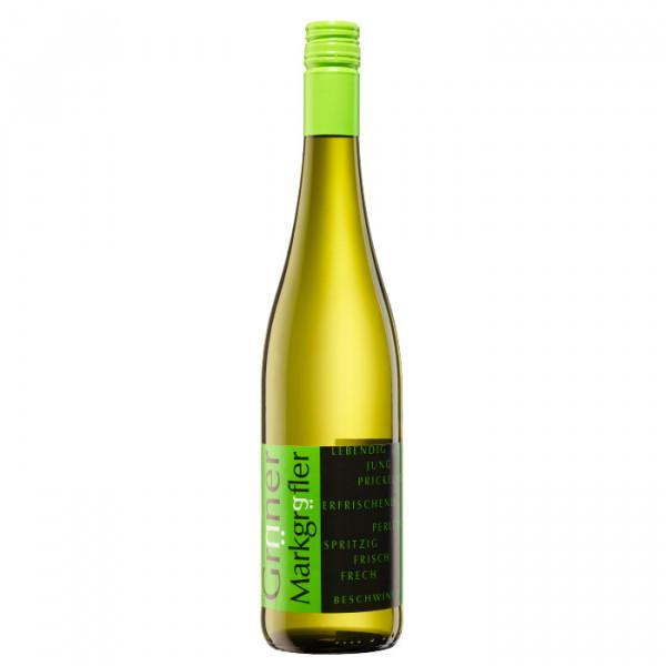 Grüner Markgräfler - Gutedel trocken 2020 VDP. GUTSWEIN - Weingut Lämmlin-Schindler - Biowein