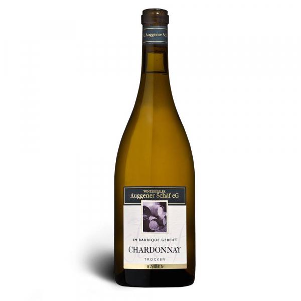 Chardonnay, Spätlese trocken 2018, Barrique - Winzerkeller Auggener Schäf