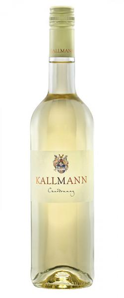 Chardonnay 2020 halbtrocken, Badischer Landwein - Weinbau Kallmann