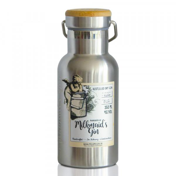 Milkmaid`s Gin 350 ml Ginnkännchen - Gin aus dem Markgräflerland