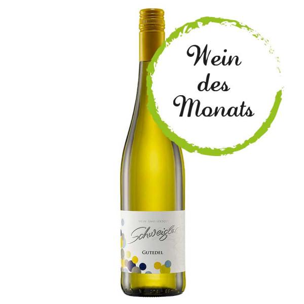 Gutedel Kabinett Léger 2020, trocken - Wein- und Sektgut Schweigler