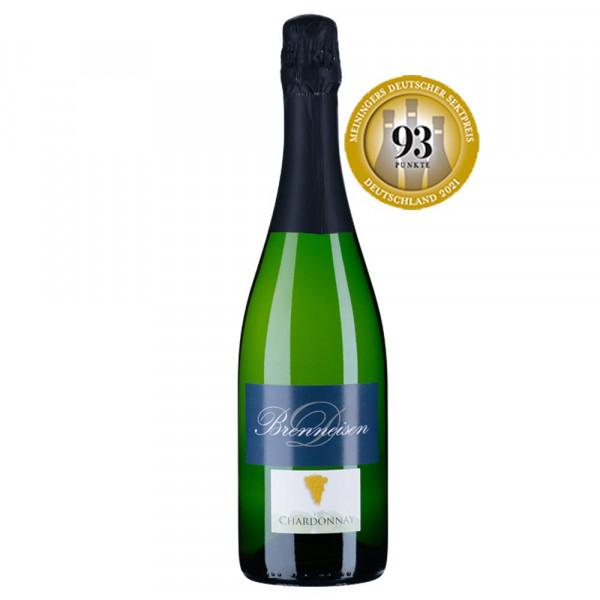 Chardonnay Sekt - zero dosage - Weingut Brenneisen - 93 P. Meiningers Deutscher Sektpreis 2021