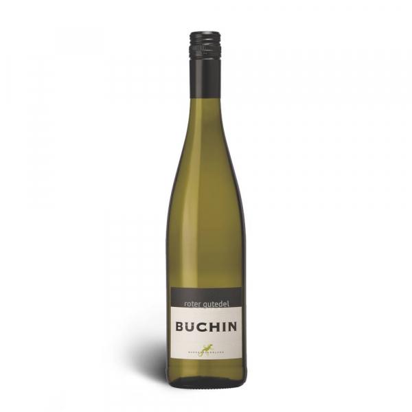 Roter Gutedel trocken Qba - Weingut Büchin