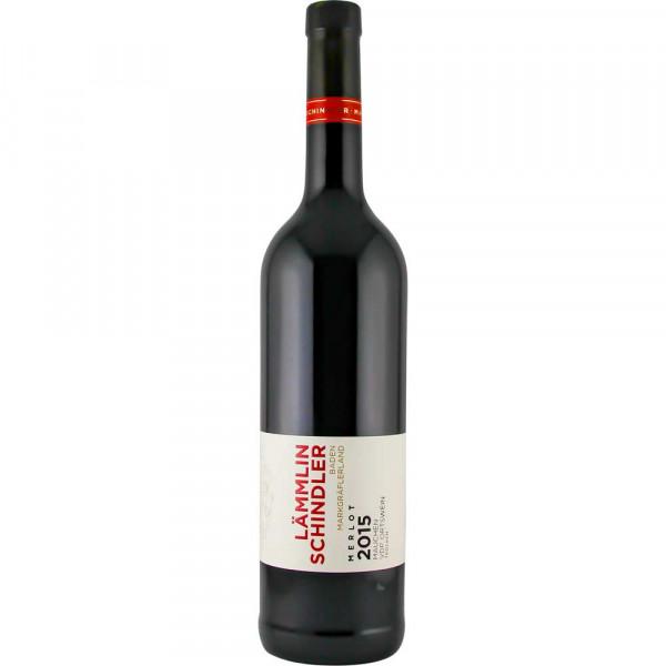 Merlot 2015 trocken VDP Ortswein - Weingut Lämmlin-Schindler