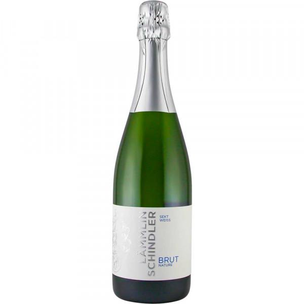 Chardonnay Winzersekt - Brut Nature - 2016 - Weingut Lämmlin Schindler - Biowein