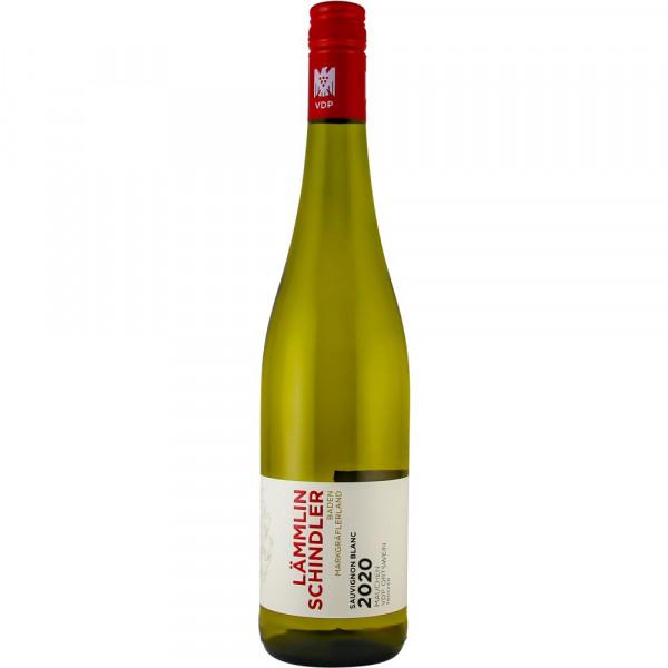 Sauvignon Blanc & Cabernet Blanc trocken 2020 VDP. ORTSWEIN - Weingut Lämmlin- Schindler- Biowein