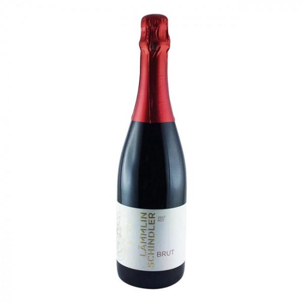 Winzersekt Brut Rot 2016 - Weingut Lämmlin Schindler