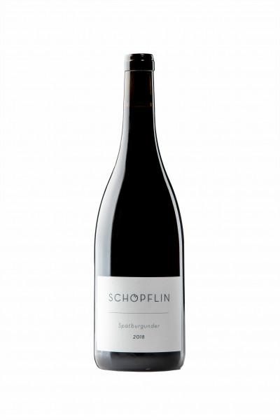 Spätburgunder 2018 trocken (Silber int. bioweinpreis 2020) Biowein - Weinbau Schöpflin