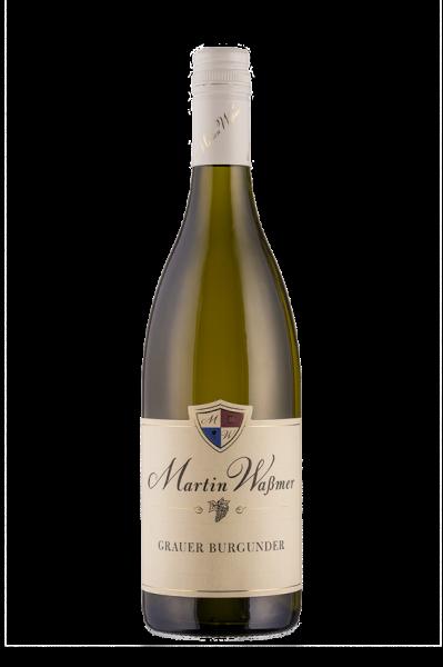 Grauer Burgunder trocken 2018 - Weingut Martin Wassmer | Martin Waßmer Weine