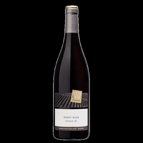 Pinot Noir EDITION »M« QbA 2018 trocken - Wein & Hof Hügelheim
