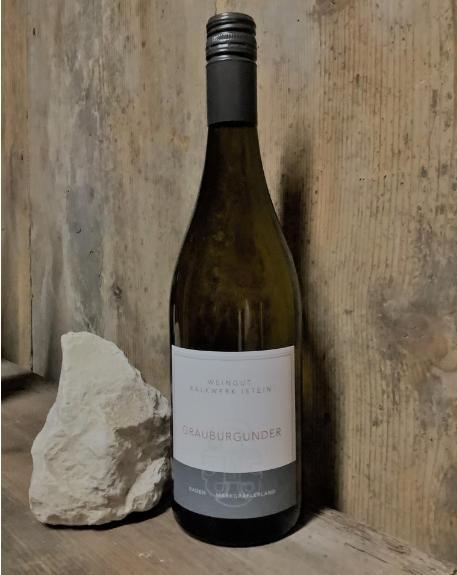 Grauburgunder Orange trocken 2018 Qualitätswein - Kalk Weingut Istein