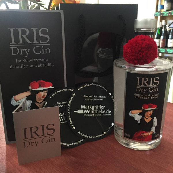 IRIS Dry Gin